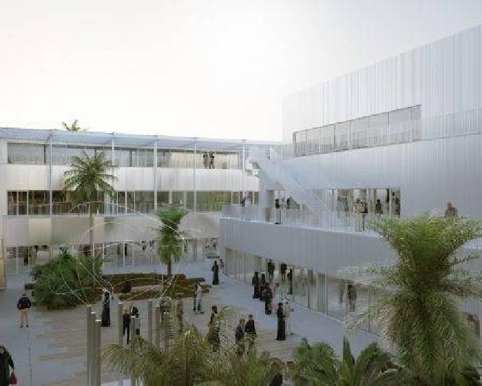 沙烏地阿拉伯大型藝術中心2019開幕
