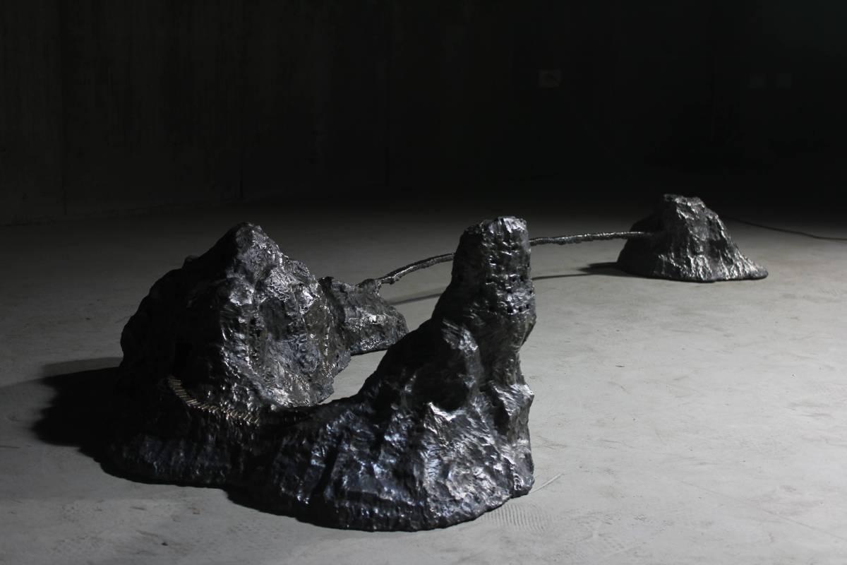 《秦皇島》 不鏽鋼,2015