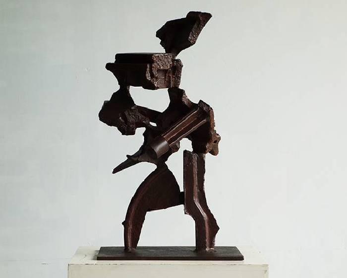 月臨畫廊【返復】蔡志賢雕塑個展