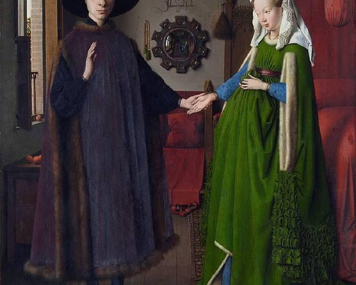 英國國家美術館展覽 從鏡子看揚.范.艾克對前拉斐爾派的影響