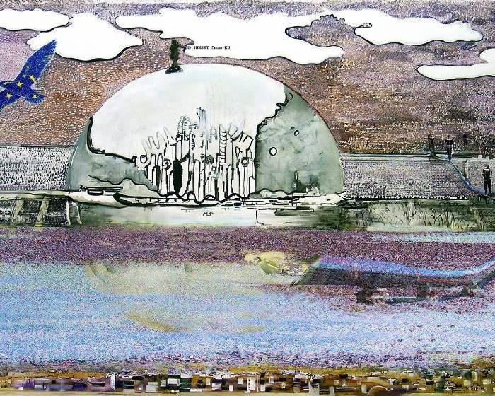就在藝術空間【3D SUNSET 城·世 靈魂】法哈廷·奧倫利個展