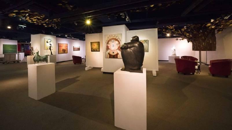 2018台北新藝術博覽會藏鮮預展開跑(圖:寶勝畫廊)