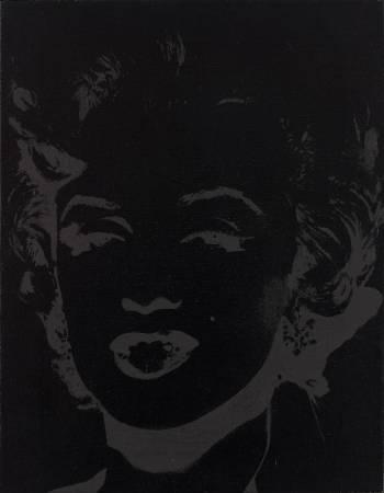 Warhol_Marilyn (Reversal)_1979-86 © LÉVY GORVY