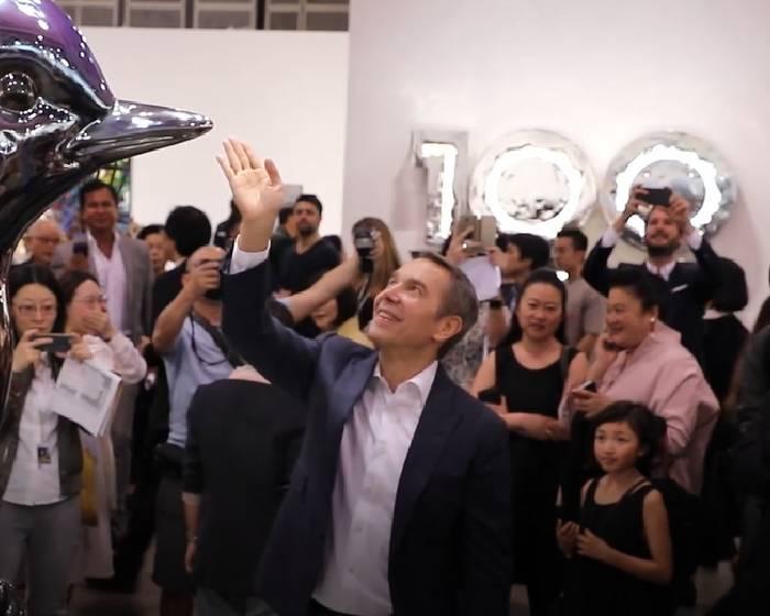 焦點報導|2018香港巴塞爾一分鐘現場畫面