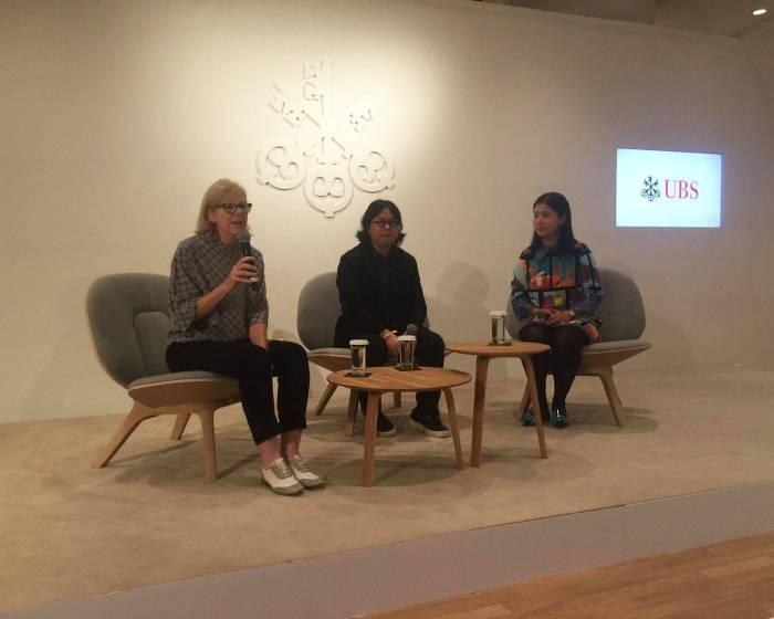 UBS發表最新丁乙藝術收藏 第五年為香港巴塞爾主要合作夥伴