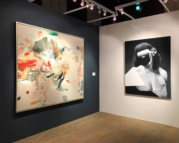 2018香港巴塞爾藝博會 「不認識就是遜!」繪畫作品亮點(一)     五木田智央 Gokita Tomoo