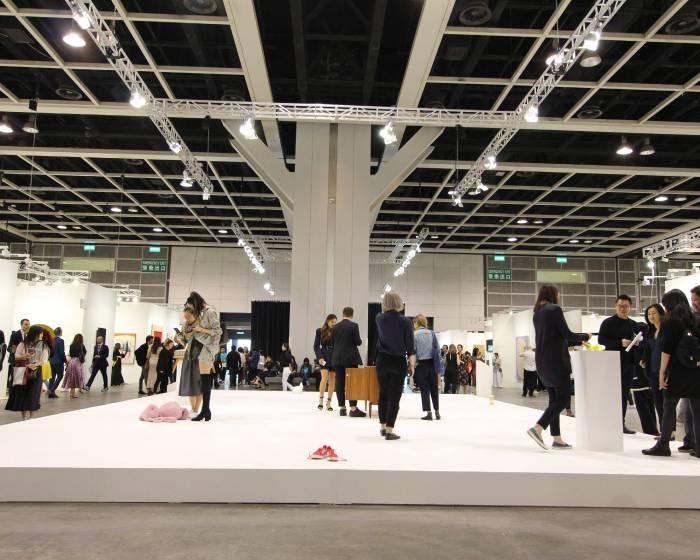 2018香港巴塞爾 藝聚空間帶來12項大型藝術裝置