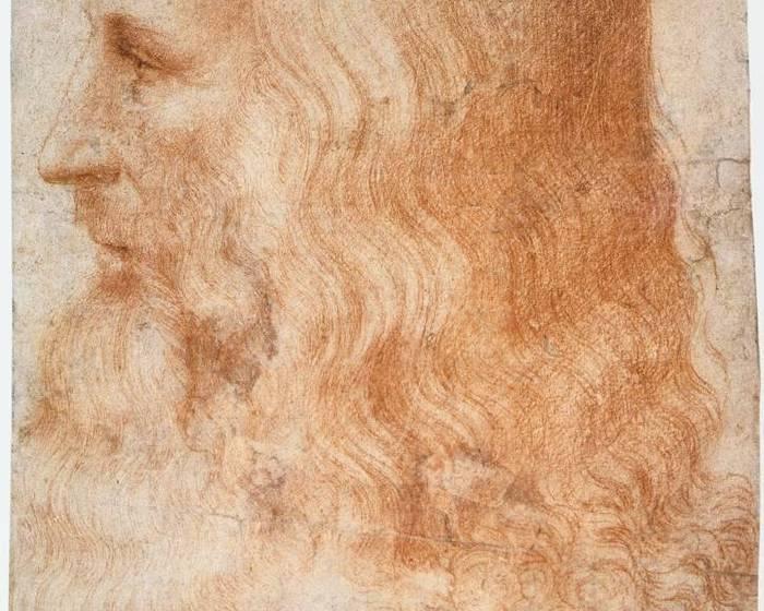 04月15日 Leonardo da Vinci 生日快樂!