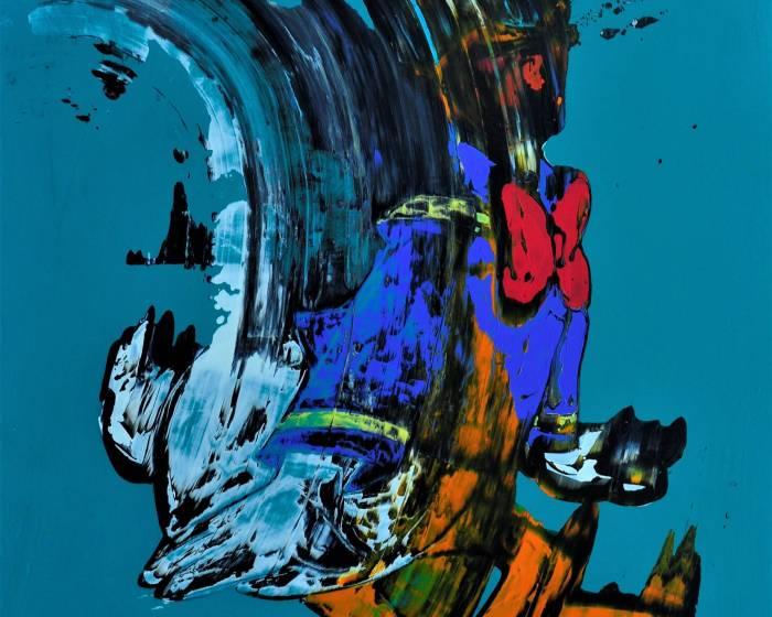 金車文教基金會【黃政耀–壓克力創作展】Shoot──消失的美感