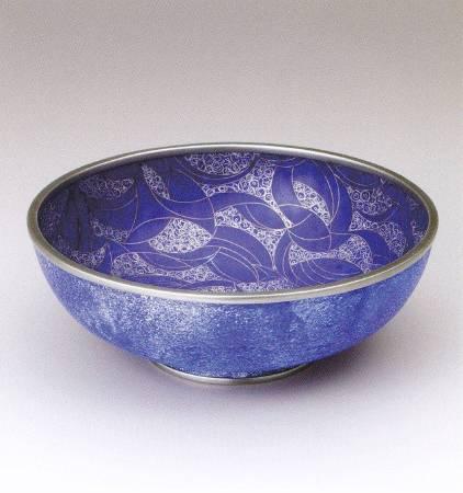 日本吉村芙子-七寶碗