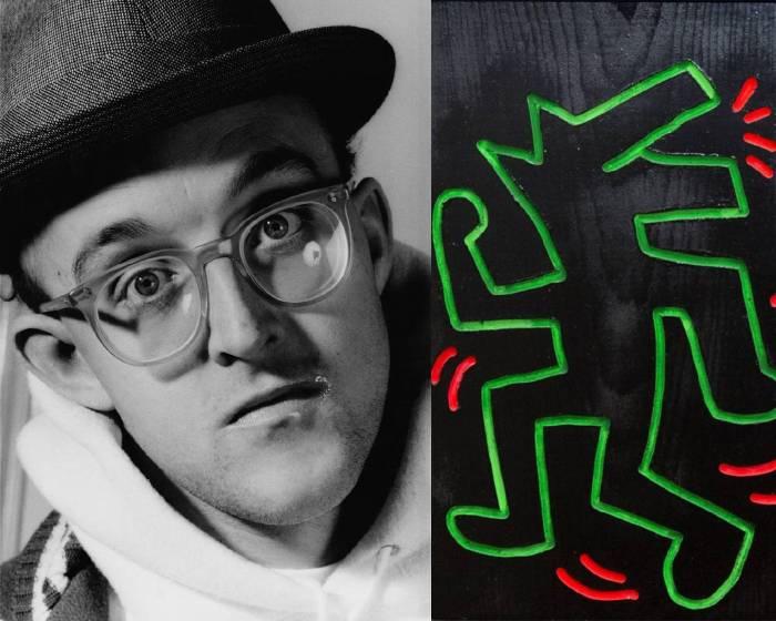 符號中的密語 —— 凱斯·哈林六十歲冥誕畫展