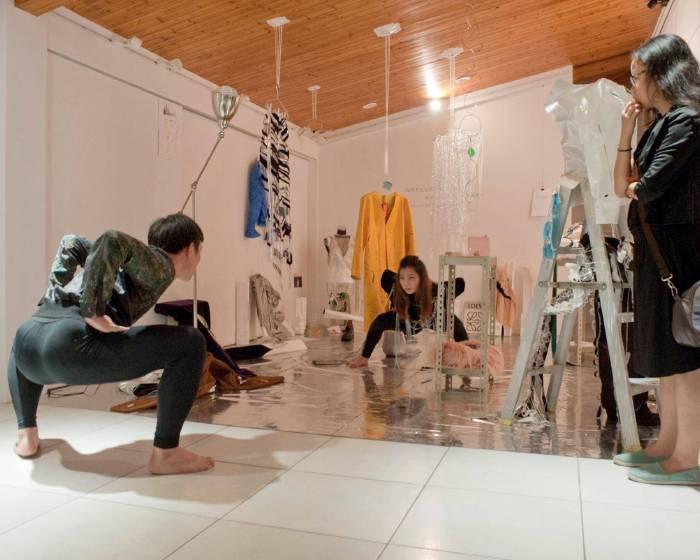 國際化視野下非營利藝術空間的新思維──專訪8樓藝術空間創辦人李佩姒 Pessy Lee