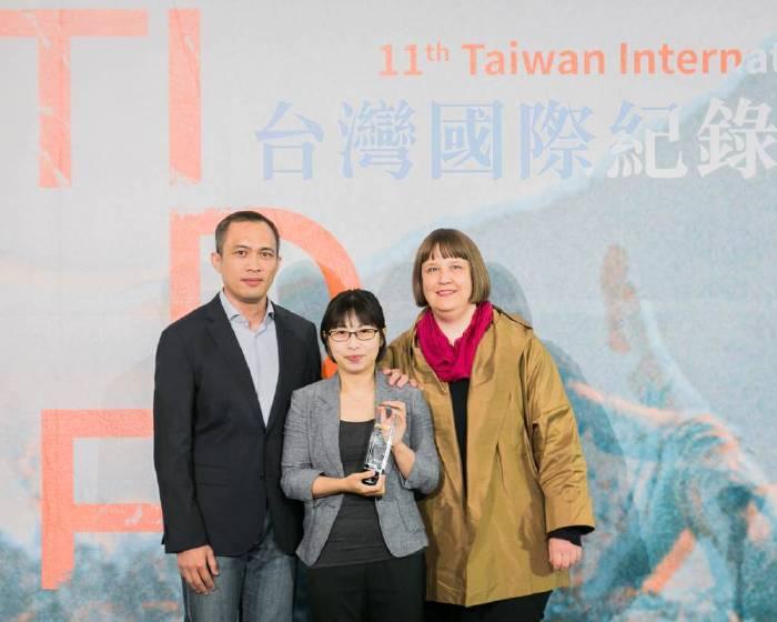 台灣國際紀錄片影展 黃惠偵《日常對話》拿下「台灣競賽」首獎