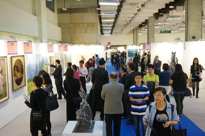 「2018台北新藝術博覽會」匯聚74國471位藝術家超過3,000件精采作品。