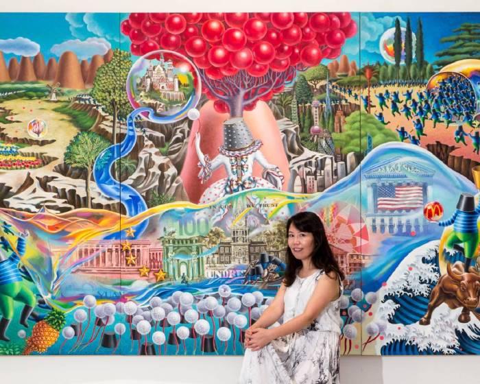 傳遞愛──德國萊比錫國際藝術駐村計畫