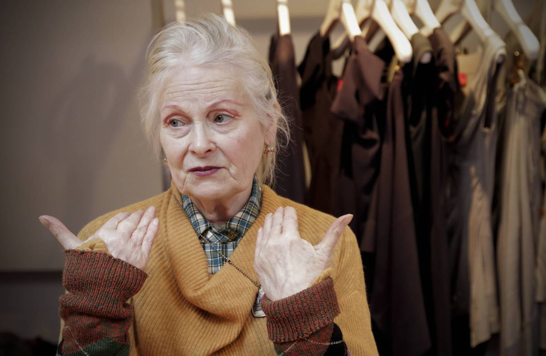 《Westwood:叛逆龐克教母 》