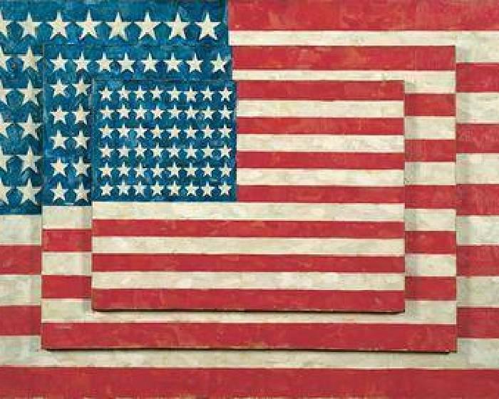05月15日 Jasper Johns 生日快樂!