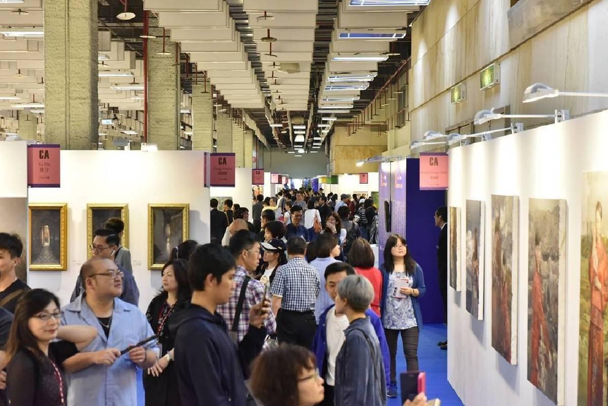 「2018台北新藝術博覽會」將在5月18~21日於世貿三館盛大開展。