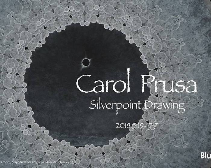 Bluerider ART【Silverpoint Drawing】當代銀針筆藝術家Carol Prusa三度來台個展
