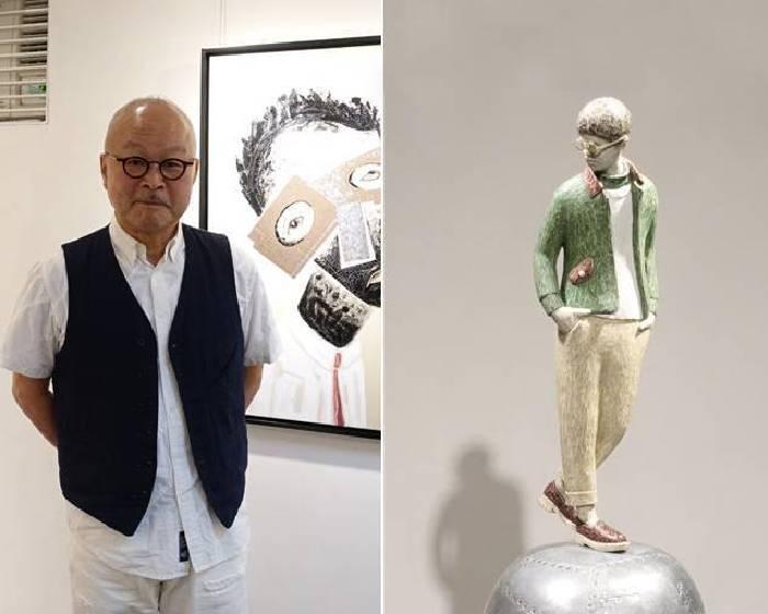 表達現代人真誠的情感 捕捉城市生活中的瞬息萬刻 專訪日本藝術家吳本俊松