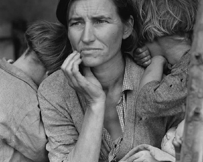 05月26日 Dorothea Lange生日快樂!