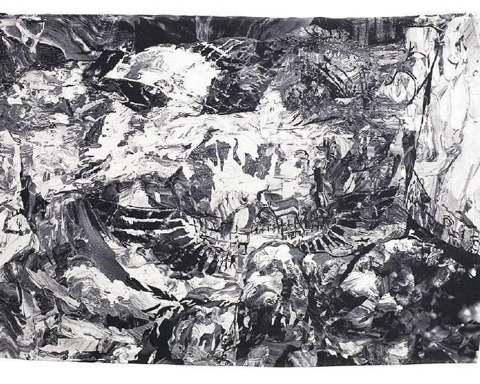 安卓藝術【失落的對話】派翠西亞.伊斯塔柯( Patricia Perez Eustaquio)個展