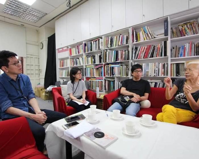 由影像構築觀看過去的契機 鄭淑麗X孫松榮X林木材展覽對談