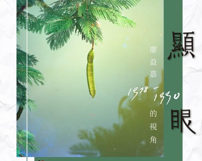 絕版影像館【《不顯眼的1978-1990廖益嘉的視角》】廖益嘉攝影個展
