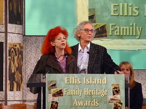 Christo Javacheff and Jeanne-Claude