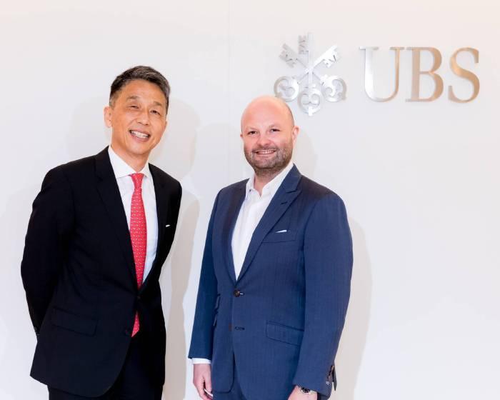 UBS瑞銀集團強力支持台北當代藝博會