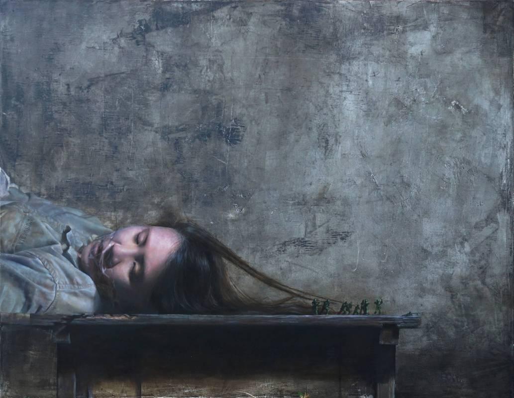 石梓廷-學生-油畫-91x116.5cm-2017