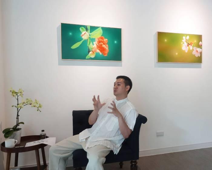 點燃視覺真實的心火-藝術家楊勛台灣首個展