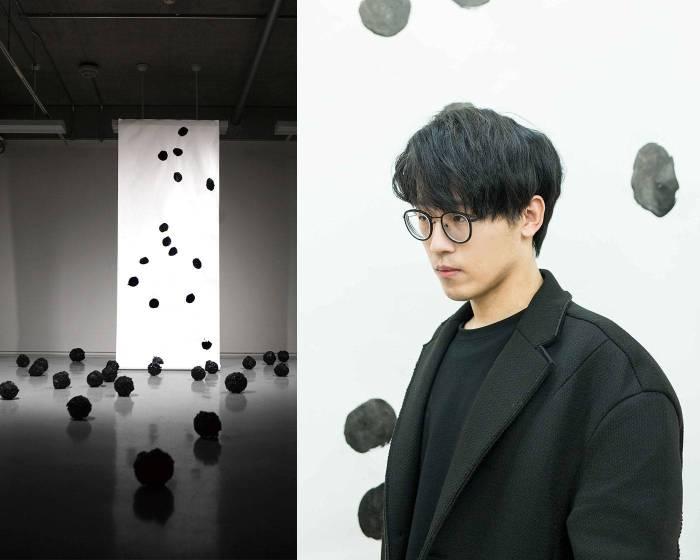 「我就是個在做選擇的人」──認識新銳藝術家邱世軒