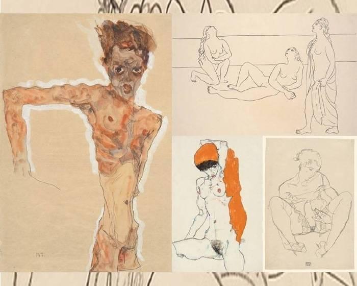 大都會博物館展出《執念:裸體》克林姆、席勒和畢卡索的情色與藝術