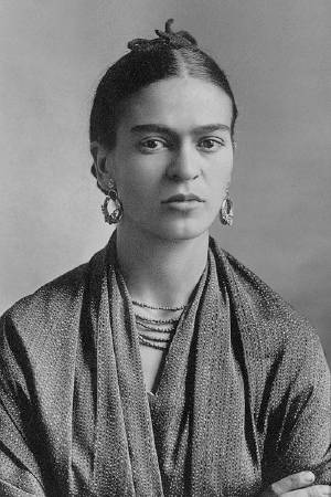 Frida Kahlo。圖/取自wikipedia。