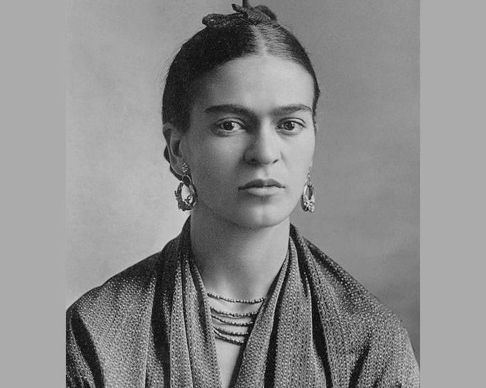 07月06日  Frida Kahlo 生日快樂!