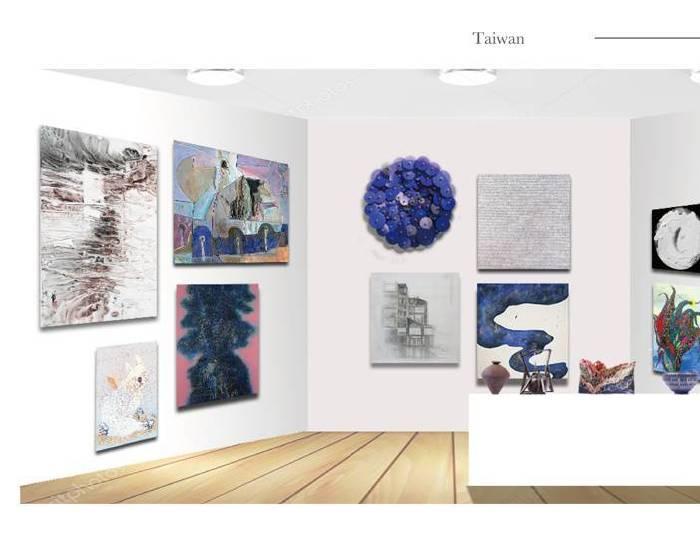 CC Gallery【2018 NANA 台日藝術家聯展】七家畫廊巡迴展