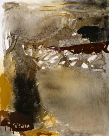 葉竹盛, 改變32, 2015年, 91x73cm(30F),  油彩.畫布 /  YEH Chu-Sheng, Change, 2015, 91x73cm(30F), Oil paint canvas