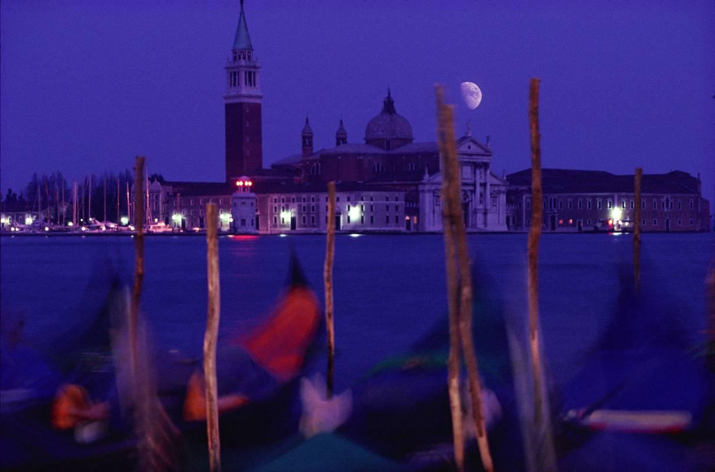 威尼斯之夕 數位輸出 50×76 cm