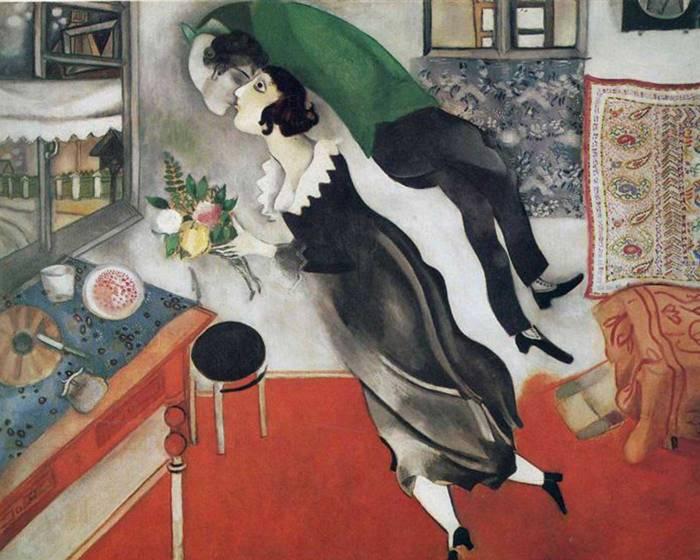 07月07日 Marc Chagall生日快樂!