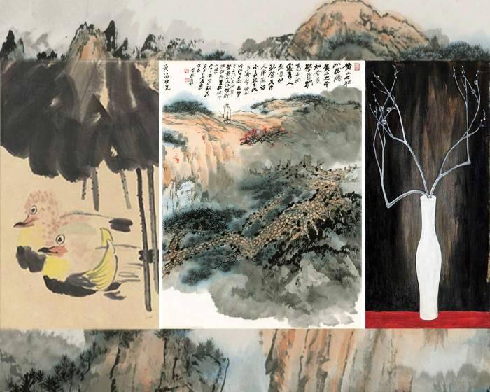 從齊白石、張大千到常玉《談文人畫的過去與未來》