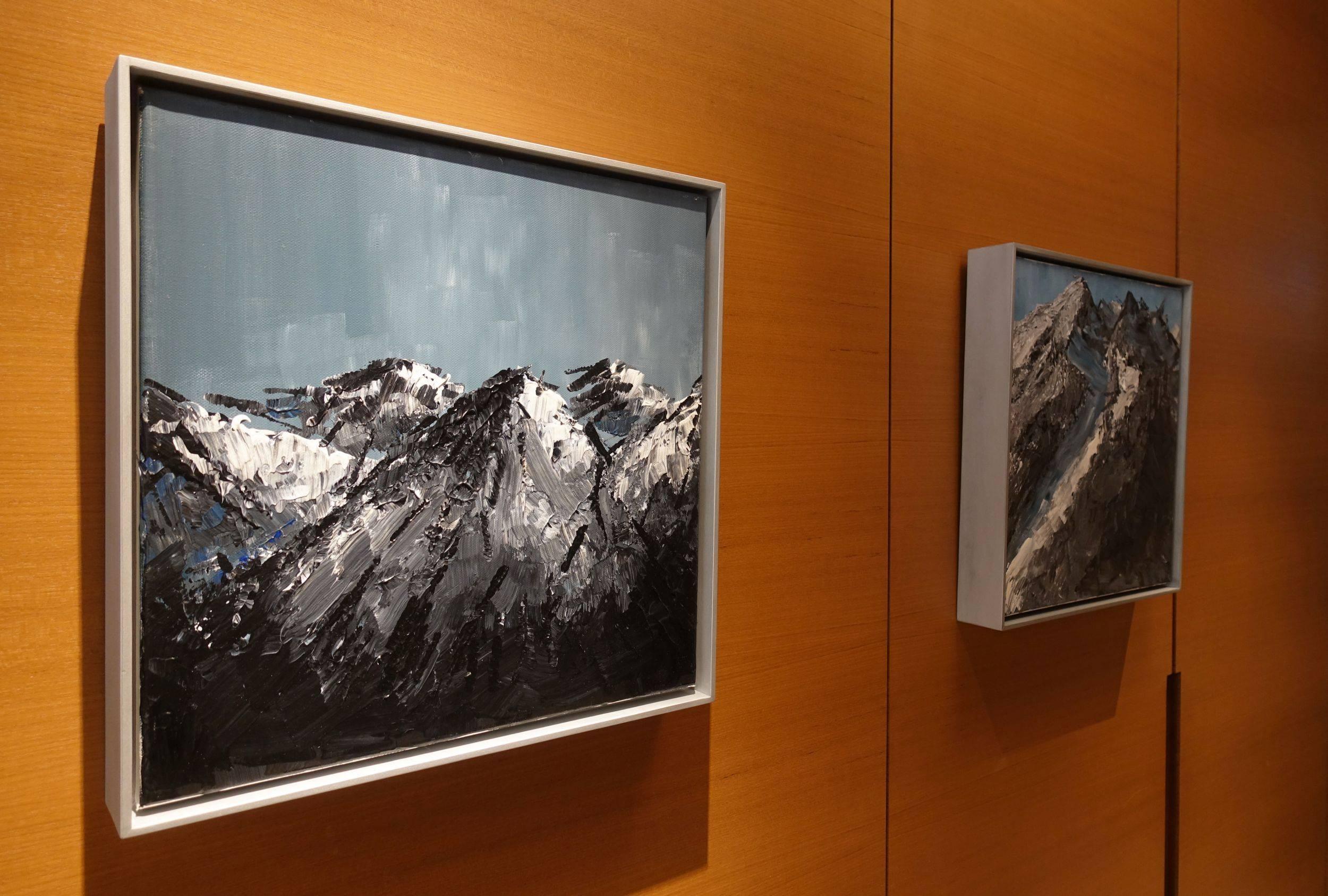 台中美丘美术展間。