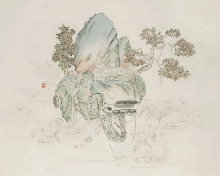錯位古今—香港新水墨:陳瑞瑩、黃綺琪、鄭丹珊