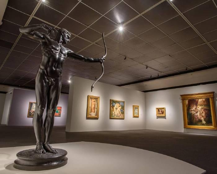 「裸:泰德美術館典藏大展」開幕紀實