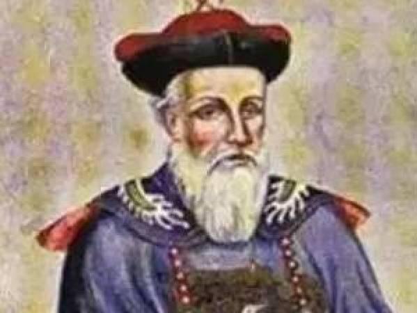 郎世寧。圖/取自Wikipedia。