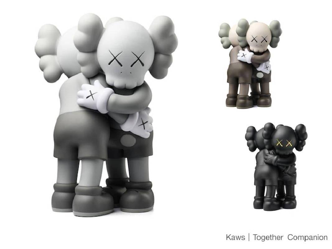 Kaws,《Together Companion》