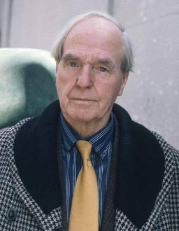 Henry Moore。圖/取自wikimedia,Photo by Allan warren。