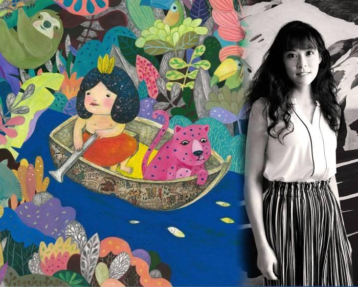 「做自己的勇氣」──認識新銳藝術家陳姵含