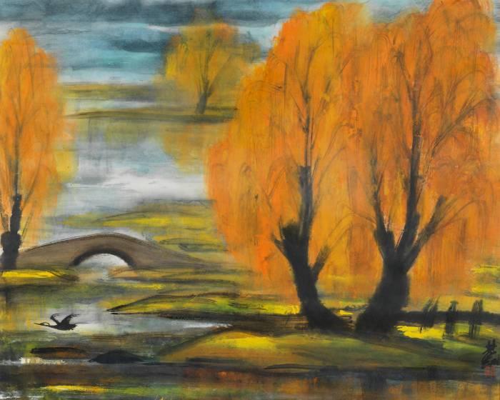 兩依藏博物館呈獻《墨躍珍木:文房中的中國現代水墨》,一場將美術與裝飾藝術結合呈獻的展覽