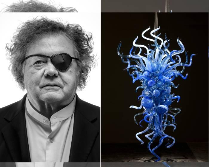超越媒材上的限制 揉合現場性的光影幻化 白石畫廊展出「奇胡利」之作